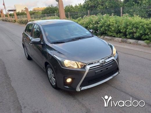 Toyota in Sour - Toyota Yaris 2016 full option 8700$