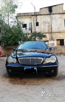 Mercedes-Benz in Chtaura - شتورا تعلبايا البقاع