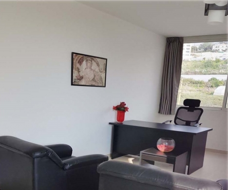 Office Space in Jbeil - Catchy Furnished Office for sale in Tabarja