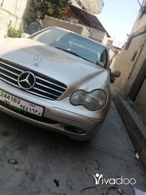 Mercedes-Benz in Akkar el-Atika - C240 model 2003