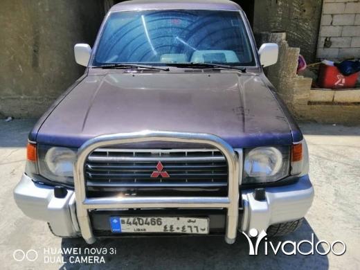 Mitsubishi in Tripoli - باجيرو