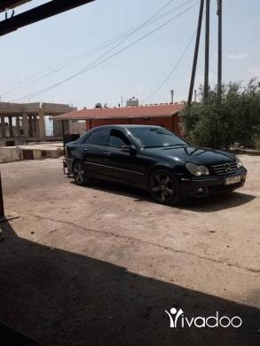 Mercedes-Benz in Baalback - Mercedes c240