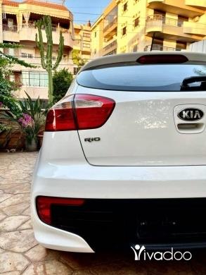 Kia in Saida - Kia rio 2017 مصدر الشركة، خارقةالنظافة