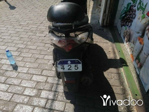 Motorbikes & Scooters in Tripoli - سويت