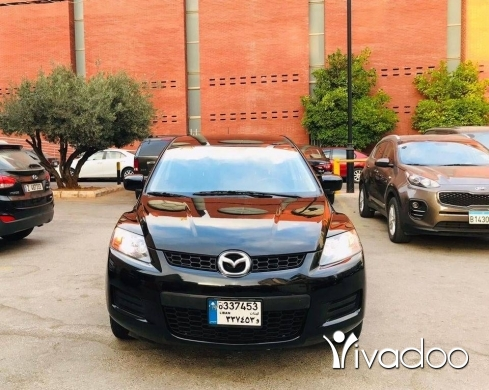 Mazda in Chiyah - 2007 Mazda CX-7