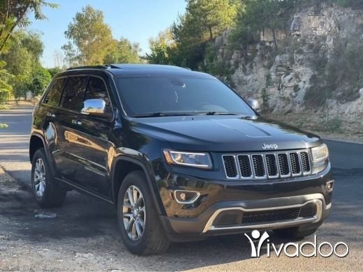 Jeep in Beirut City - Jeep Cheroke