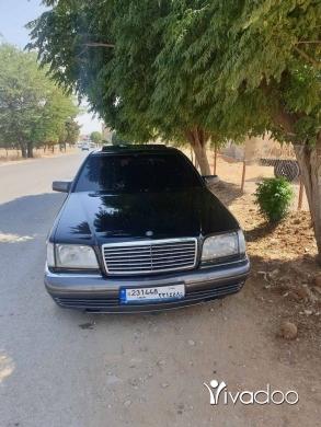 Mercedes-Benz in Zahleh - s320 model 96 ankad