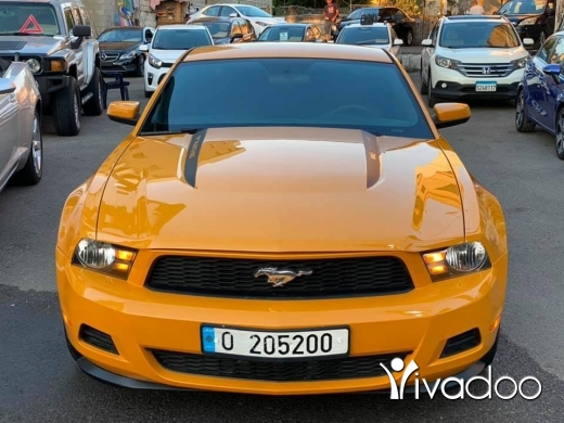 Ford in Saida - Ford Mustang 2011