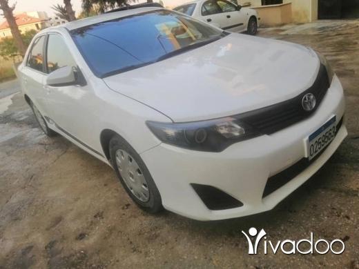 Toyota in Zahleh - تويوتا كامري