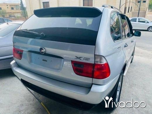 BMW in Tripoli - bmw X5 2001