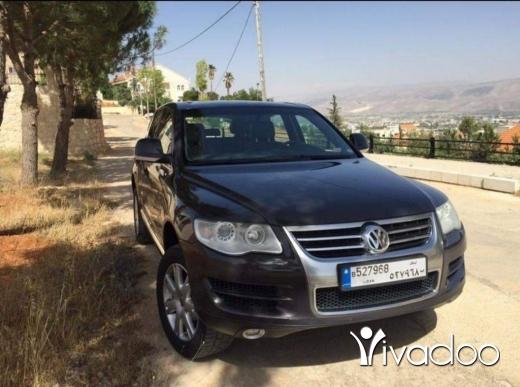 Volkswagen in Jbeil - Touareg in excellent condition