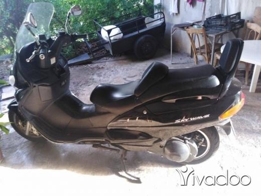 Motorbike Parts & Accessories in Jounieh - Suzuki Skywave 400 CC