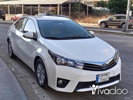 Toyota in Tripoli - Toyota corolla