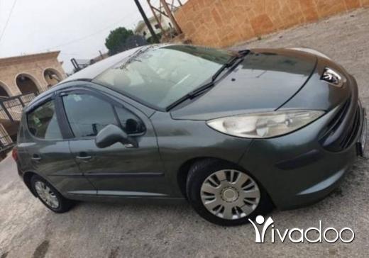 Peugeot in Halba -