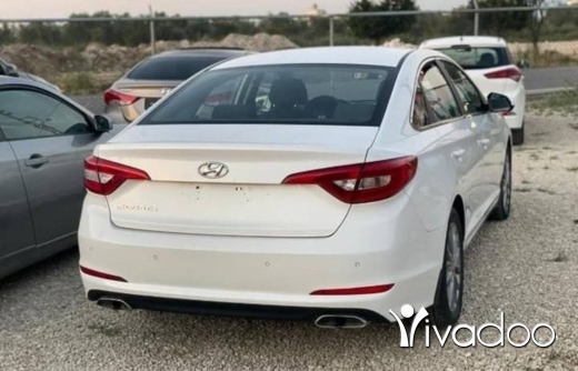 Hyundai in Beirut City - Hyundai Sonata 2015