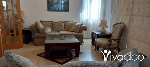 Apartments in Haret Sakhr - L08255- A Nicely Decorated and Furnished Apartment for Rent in Haret Sakher - Cash!