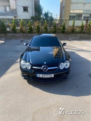 Mercedes-Benz in Beirut City - Mercedes SL 500 2003 # 81_81665555