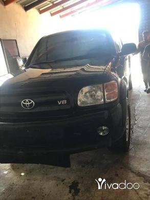 Toyota in Baalback - Tandra 2006