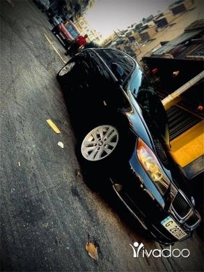 BMW in Tripoli - BMW 325i