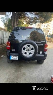 Chevrolet in Tripoli - رنج شيروكي ليبيرتي