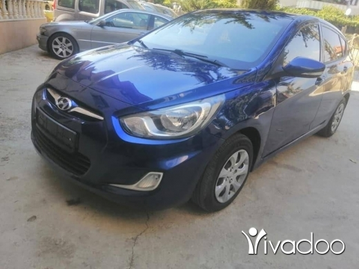 Hyundai in Zahleh - هيونداي اكسنت موديل 2015