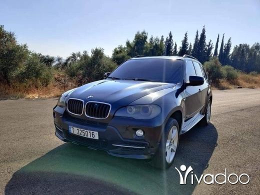 BMW in Tripoli - x5 3.0 2008