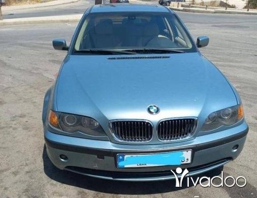 BMW in Baalback - Bmw Newboy 318 2003