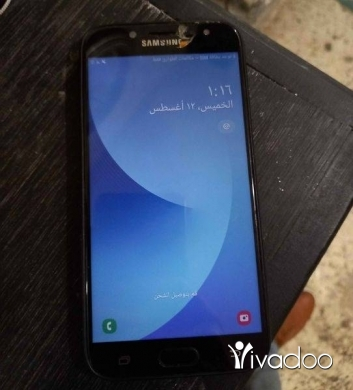 Phones, Mobile Phones & Telecoms in Tripoli - j7 pro
