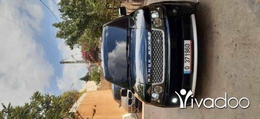 Land Rover in Jidra - Range Rover Super