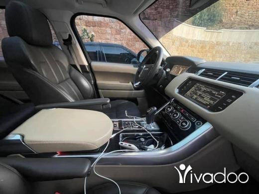 Land Rover in Beirut City - Range Rover Sport V8 model 2014