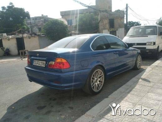 BMW in Tripoli - i330,,model 1999,,lok