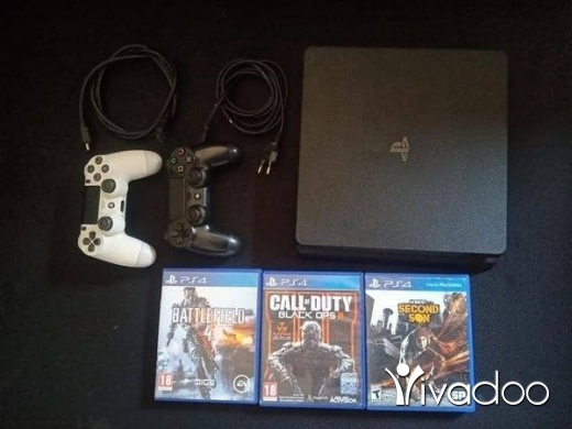 Video Games & Consoles in Tripoli - ps4 slim