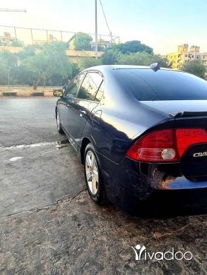 Honda in Tripoli - هوندا سيفيك  ٢٠٠٨