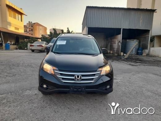 Honda in Majd Laya - Crv 2013 EXL  ajnabe 4WD