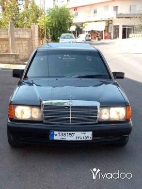 Mercedes-Benz in Jidra - MERCEDES BENZ E190
