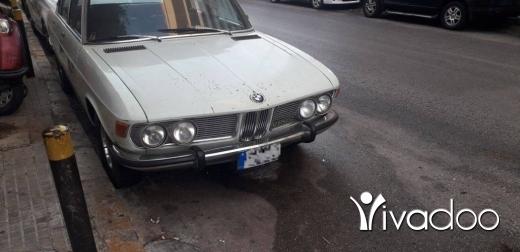 BMW in Mazraa - bmw 2800 1970 17000 km