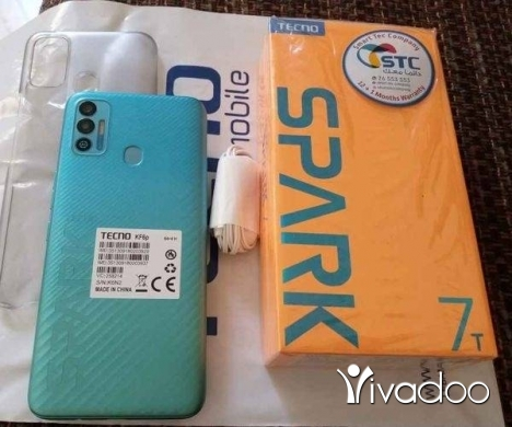 Phones, Mobile Phones & Telecoms in Jbeil - Tecno spark 7T