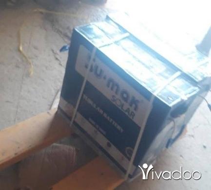 Car Parts & Accessories in Tripoli - بطاريه٢٠٠امبير