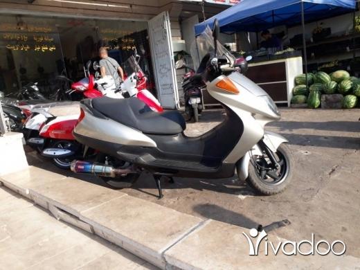 Motorbikes & Scooters in Achrafieh - اشرفية ساسين