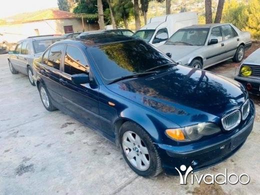BMW in Halba - New boy 325 2003