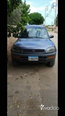 Toyota in Tripoli - رنج تويوتا رافور