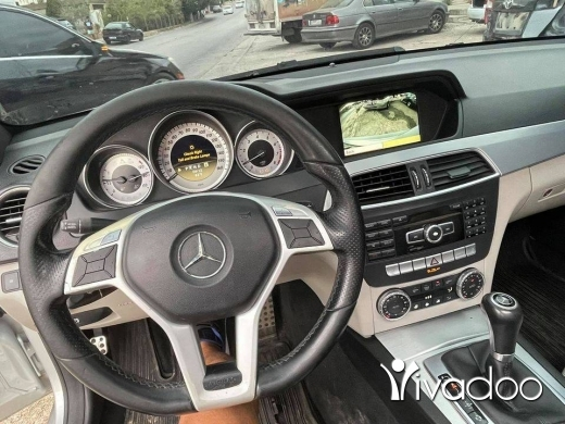 Mercedes-Benz in Zgharta - C 250 mod 2012 panoramique 4 cylindre phone 76505452