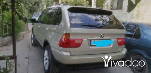 BMW in Zgharta - X5 Model 2003
