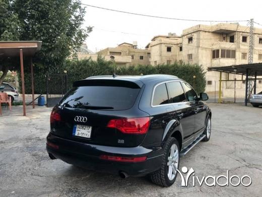 Audi in Haoush ez Zaraane - Audi Q7 V6 Moter 3,6 Super Ndif Ful Option