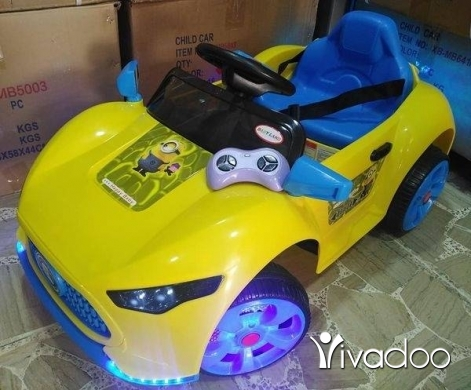 Video Games & Consoles in Hadeth - سيارة بطارية