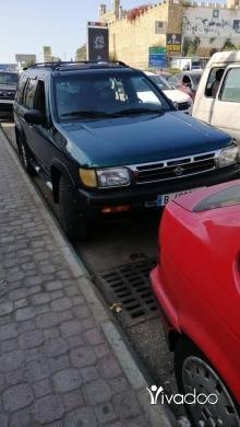 Nissan in Beit El Din - نيسان بسفندر