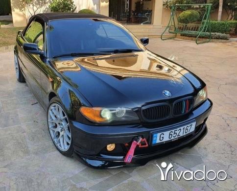 BMW in Habbouche - Bmw new boy mod 2004 tel 70882028