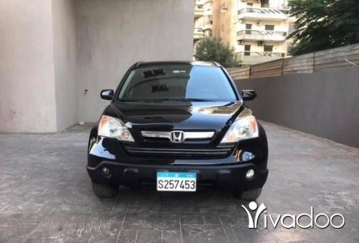 Honda in Tripoli - HONDA CRV 2008 LX