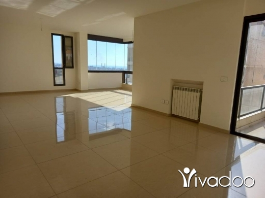 Apartments in Haret Sakhr - L08452-Apartment for Sale in a prime location in Haret Sakher with Terrace - Cash!