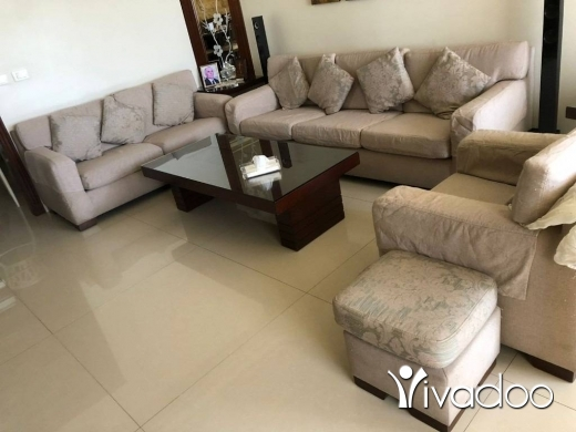 Apartments in Mansourieh - A 100 m2 fully renovated apartment for sale in Mansourieh (open sea view)